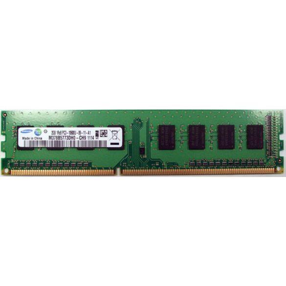 Samsung 2GB 1333MHz DDR3 memória