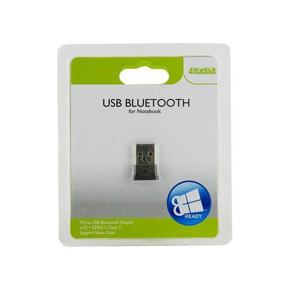 4World USB Bluetooth adapter