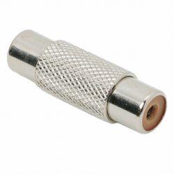 Globiz RCA alj - RCA alj fém toldó adapter