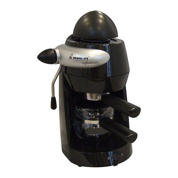 Momert Capriccio 1160 kávéfőző fekete