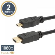 Delight 20317 micro HDMI kábel, 2m