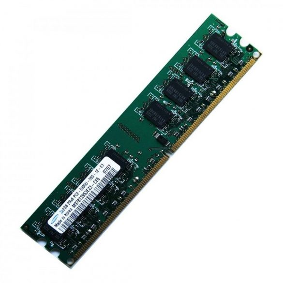 Samsung 2GB 800MHz DDR2 memória