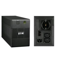 Eaton 5E850i DIN 850VA 480W vonali interaktív szünetmentes tápegység