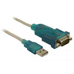 Delock 61018 USB ről soros portra átalakító kábel