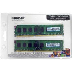 Kingmax 8GB 1333MHz DDR3 memória szett 2*4GB