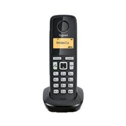 Gigaset ECO Dect A116 fekete vezeték nélküli telefon