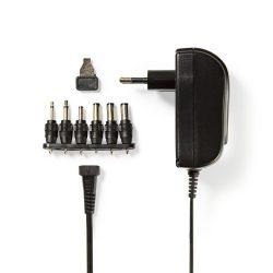 Nedis ACPA001 hálózati adapter 12V, 1A
