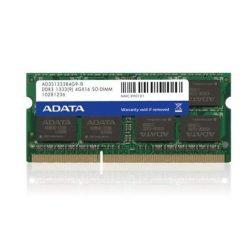 ADATA 1GB 1333MHz DDR3 notebook memória