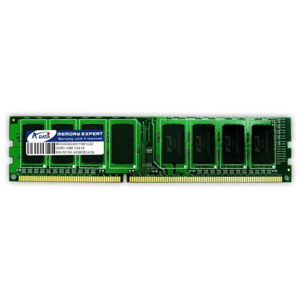 ADATA 2GB 1333MHz DDR3 memoria