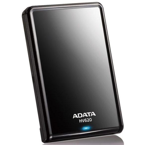 """Adata AHV620-2TU3-CBK USB3.1 2TB 2,5"""" külső mobil HDD"""