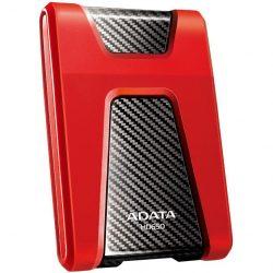 """Adata AHD650 2,5"""" 1TB USB3.1 ütésálló piros külső merevlemez"""