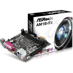 AsRock AM1B-ITX AMD AM1 alaplap ITX