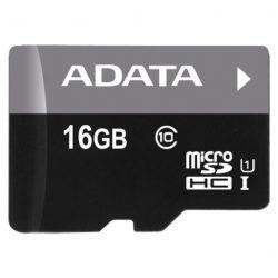 Adata 16GB microSDHC class 10 kártya