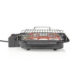 Nedis BBQE110BK elektromos grillsütő