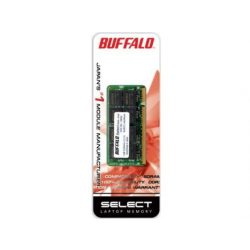 Buffalo DDR2 2GB 800MHz notebook memória