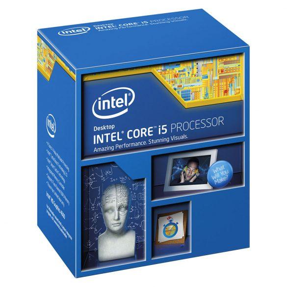 Intel Core i5 4440S 2,8GHz LGA1150 processzor