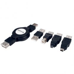 HQ CMP-C162RK1 USB kábel csomag, adapter