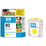 HP C4913A  ( 82 ) Yellow