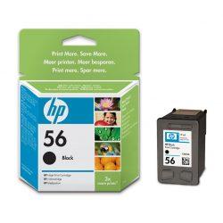 HP C6656 ( 56) fekete tintapatron