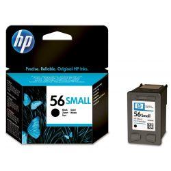 HP C6656GE (56) fekete tintapatron (kicsi)