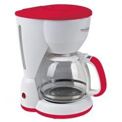 Hauser C-915R filteres kávé-teafőző piros