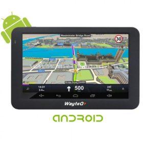 Autós navigáció, GPS készülék