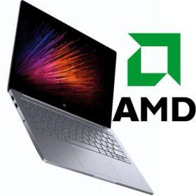Notebook AMD processzorral