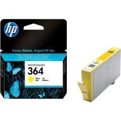 HP patron CB320EE 364 sárga