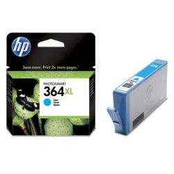 HP 364 XL  patron Cyan (CB323ee)