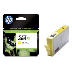 HP 364 XL patron Yellow (cb325ee)