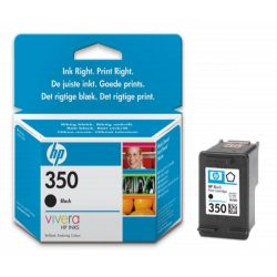 HP CB335EE ( 350 ) fekete tintapatron