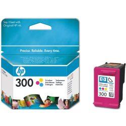 HP CC643EE ( 300 ) színes tintapatron