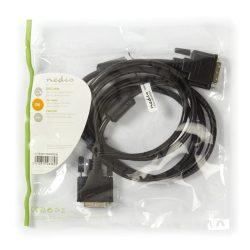 Nedis DVI-D DVI-D 24+1 kábel 2m