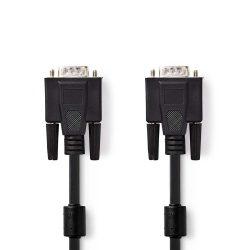 Nedis CCGP59000BK20 VGA kábel, 2m