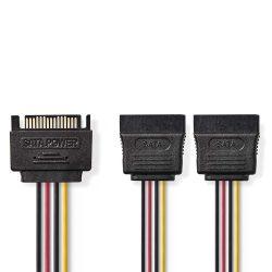 Nedis Sata elosztó kábel 0,15m CCGP73190VA015