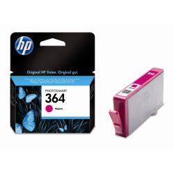 HP 364 CB319EE BA1 tintapatron (magenta)