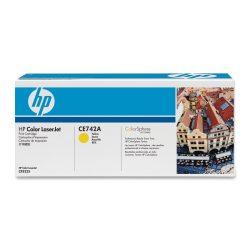 HP toner CE742A Y