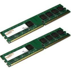 CSX Overclocking DDR2 4GB/800MHz KIT(2*2GB) desktop memória