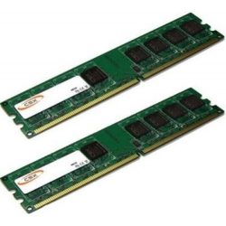 CSX Overclocking DDR2 4GB/800MHz KIT(2*2GB) desktop memória