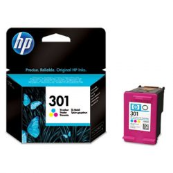 HP CH562EE ( 301 ) tintapatron színes