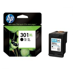 HP CH563EE ( 301XL ) tintapatron fekete