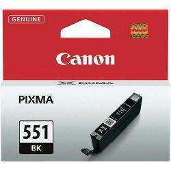 Canon CLI-551BK tintapatron fekete