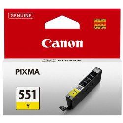 Canon CLI-551Y tintapatron sárga