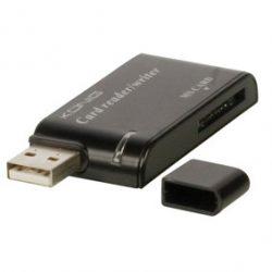 HQ Memory Stick USB-s kártyaolvasó/író