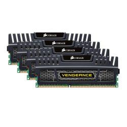 Corsair CMZ16GX3M4A1600C9 16GB 1600MHz DDR3 memória (4x4GB)