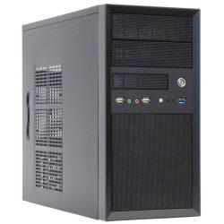 Chieftec ARENA CT-01B-OP számítógépház tápegység nélkül