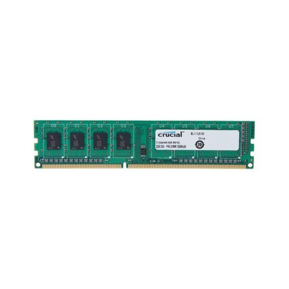 Crucial CT51264BD160B 4GB 1600MHz DDR3 memória