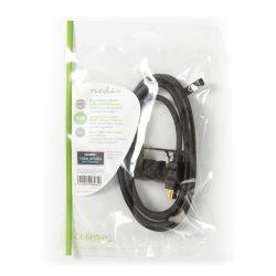 Nedis HDMI kábel 90 fokban döntött 1,5m