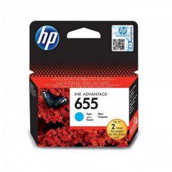 HP 655 (CZ110AE) tintapatron cyan