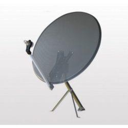 D100 Mesh hálós acél parabola antenna 100cm
